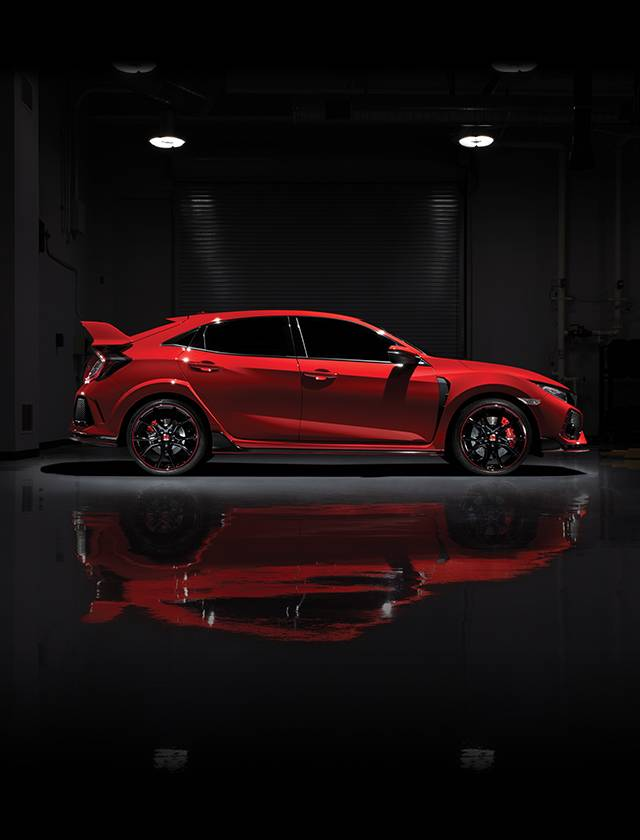 Civic Type R - Honda Trinidad Y Tobago