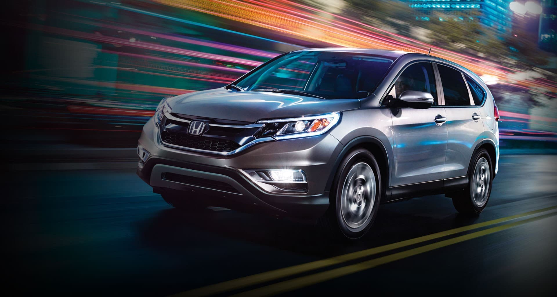 CR-V - Honda Grand Cayman