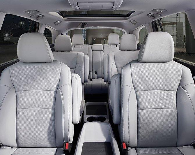 Honda Pilot Captains Chairs >> Pilot Honda Bahamas